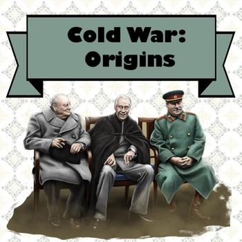 Cold War: Origins PowerPoint