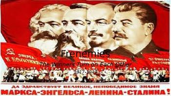 Cold War #1. Lenin, Stalin, Roosevelt, Churchill, Hitler, & WWII, 1917-1949