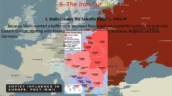Cold War Part I Chapter 2. Iron Curtain, 1917-1949