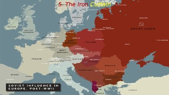 Cold War #2. The 1940s: Iron Curtain, Truman, Marshall Plan, Berlin, & Stalin
