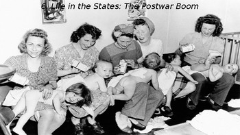Cold War #3. The 1940s: The Postwar Boom, American Civil Rights, and Stalin