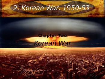 Cold War #6. 1940s and 1950s: Korean War, McCarthyism, and the U.S.S.R.