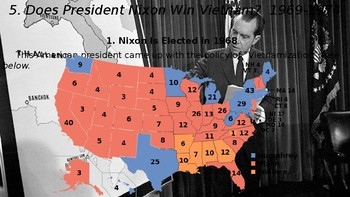 Cold War #11. The 1960s and 1970s: Nixon and Vietnam; 1960s Culture
