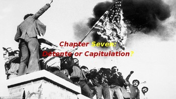 Cold War #13. The 1970s: Detente, Carter, and the Iranian Revolution