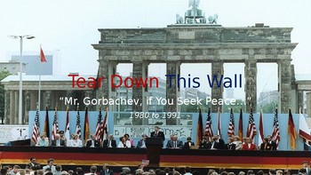 Cold War Part V Chapter 15. If You Seek Peace, 1985-1991