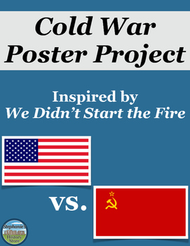 Cold War Poster Project