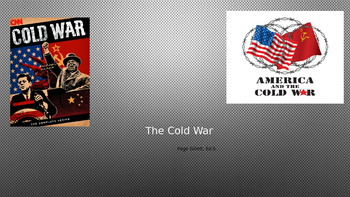 Cold War Power Point ppt
