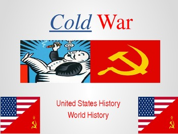 Cold War Power point - Korean War and Nuclear Arms Race