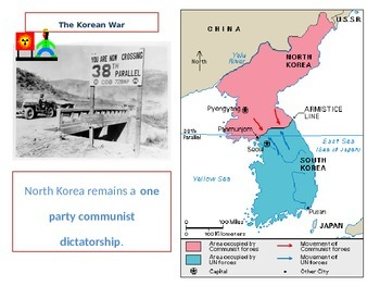 Cold War PowerPoint - NYS Global Regents Aligned