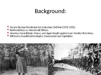 Cold War Powerpoint