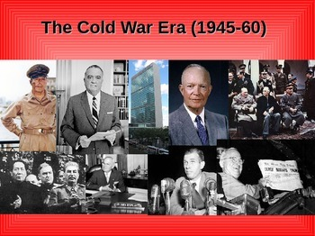 Cold War Powerpoint -- U.S. History