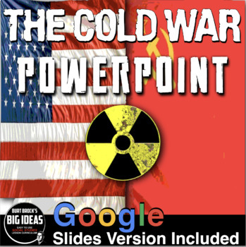 Cold War PowerPoints with Short Video Clips, Presenter Not