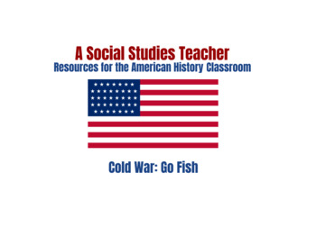 Cold War Presidents Go Fish