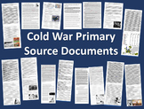 Cold War Primary Source with guiding Questions: Reagan's SDI (Star Wars) speech