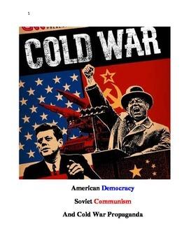 Cold War Propaganda: A Comparitive Study