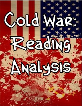 Cold War: Reading Analysis