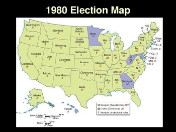 Cold War:  Reagan Years