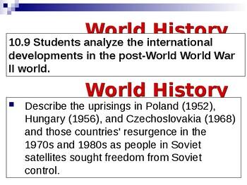 Cold War: Satellites