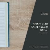 Cold War Scavenger Hunt