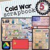 Cold War Scrapbook Activity 5th grade SS5H5