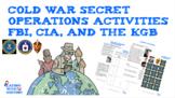 Cold War Game (Spygate) and Skit (FBI, CIA, KGB) - Interactive