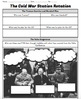 Cold War Station Rotation with Worksheet