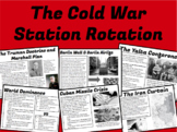 Cold War Station Rotation with Worksheet
