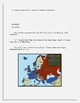 Cold War Stimulus Based Questions