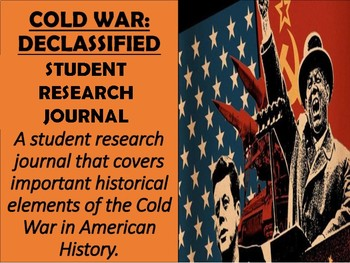 Cold War Research Journal