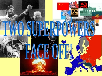 Cold War: Superpowers Face Off (1945-1948)