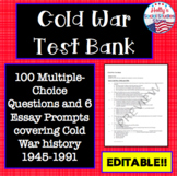 Cold War Test Bank