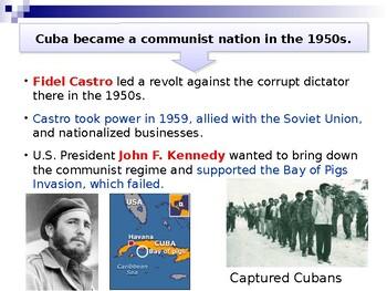 Cold War: The Cuban Missile Crisis