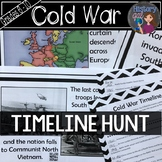 Cold War Timeline Activity