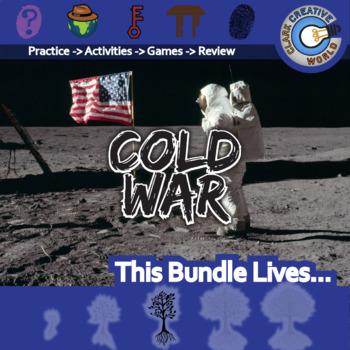 Cold War -- U.S. History Curriculum Unit Bundle