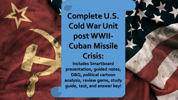 Early Cold War Complete Unit