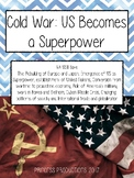 Cold War: US Becomes a Superpower Review Packet