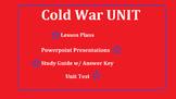 Cold War Unit Bundle