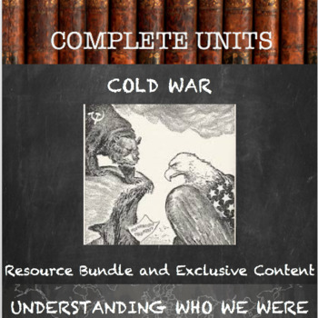 Cold War Unit Bundle--Resource Pack