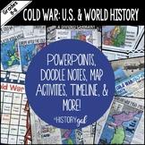 Cold War Bundle for World History