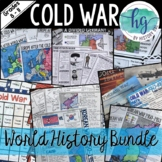 Cold War Bundle for World History