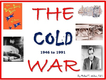 Cold War Unit Test for U.S. History 1865 to the Present
