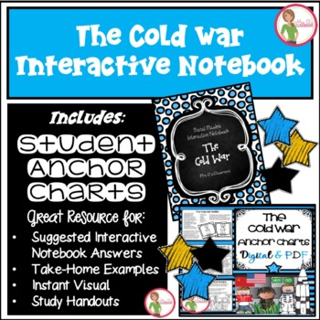 Cold War - United States and Soviet Union - Social Studies