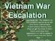 Cold War: Vietnam War Escalation