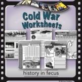 Cold War Worksheets