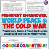 Cold War & World Peace Lesson Plan
