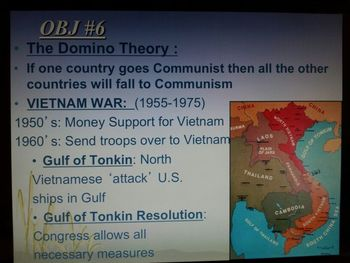 Cold War (Yalta to Fall of Berlin Wall) PPT, Notes, and Homework Sheet