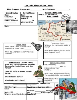 Cold War and Vietnam