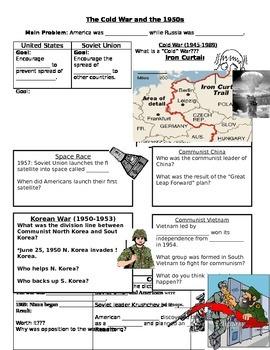Cold War and Vietnam