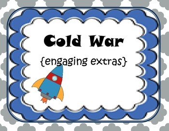 Cold War {engaging extras}