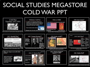 Cold War PowerPoint
